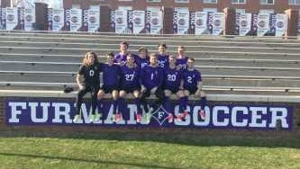 Furman University Soccer team