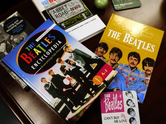 Ken Womack's books on The Beatles.