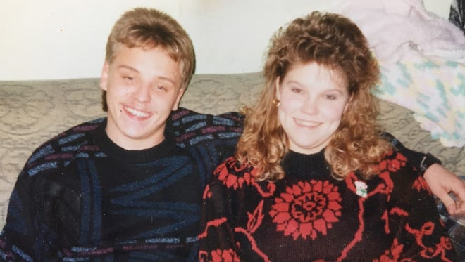 Mike Sweitzer and Dana Bloss met on The Circuit in the '80s and have been together since.
