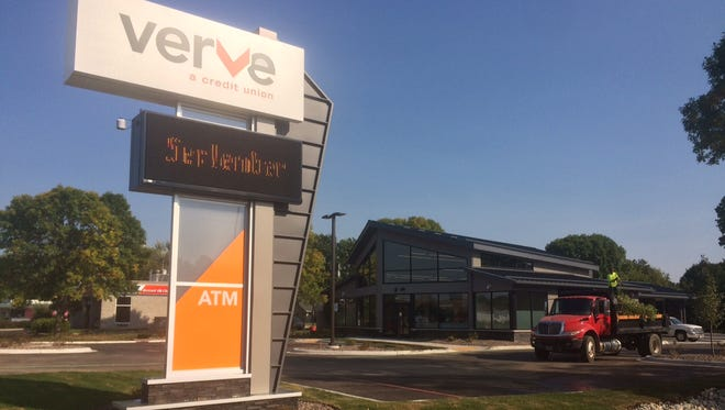 Verve, a Credit Union has made the Credit Union Journal's list of Best Credit Unions to Work For in 2018.