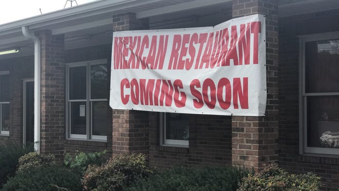 """Fernando Lopez, whose family also owns Guadalajara Mexican Grill in Pleasant View, will open a new """"authentic"""" Mexican restaurant at the intersection of Highway 49 and 41A."""