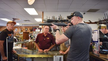 Even without 'fear of Hillary,' South Dakota resists 'Trump Slump' on gun sales
