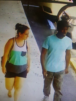 Pensacola police are appealing to the public for help identifying two suspects who committed an armed carjacking locally and may have continued their crime spree in Miami.