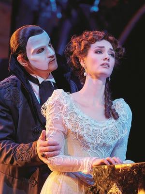 """Love Never Dies"" is Andrew Lloyd Webber's sequel to ""The Phantom of the Opera."""