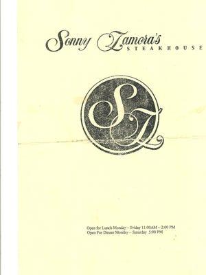 Sonny Zamora's Steakhouse