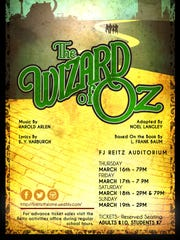 "Reitz High School presents ""The Wizard of Oz"" as their spring musical"