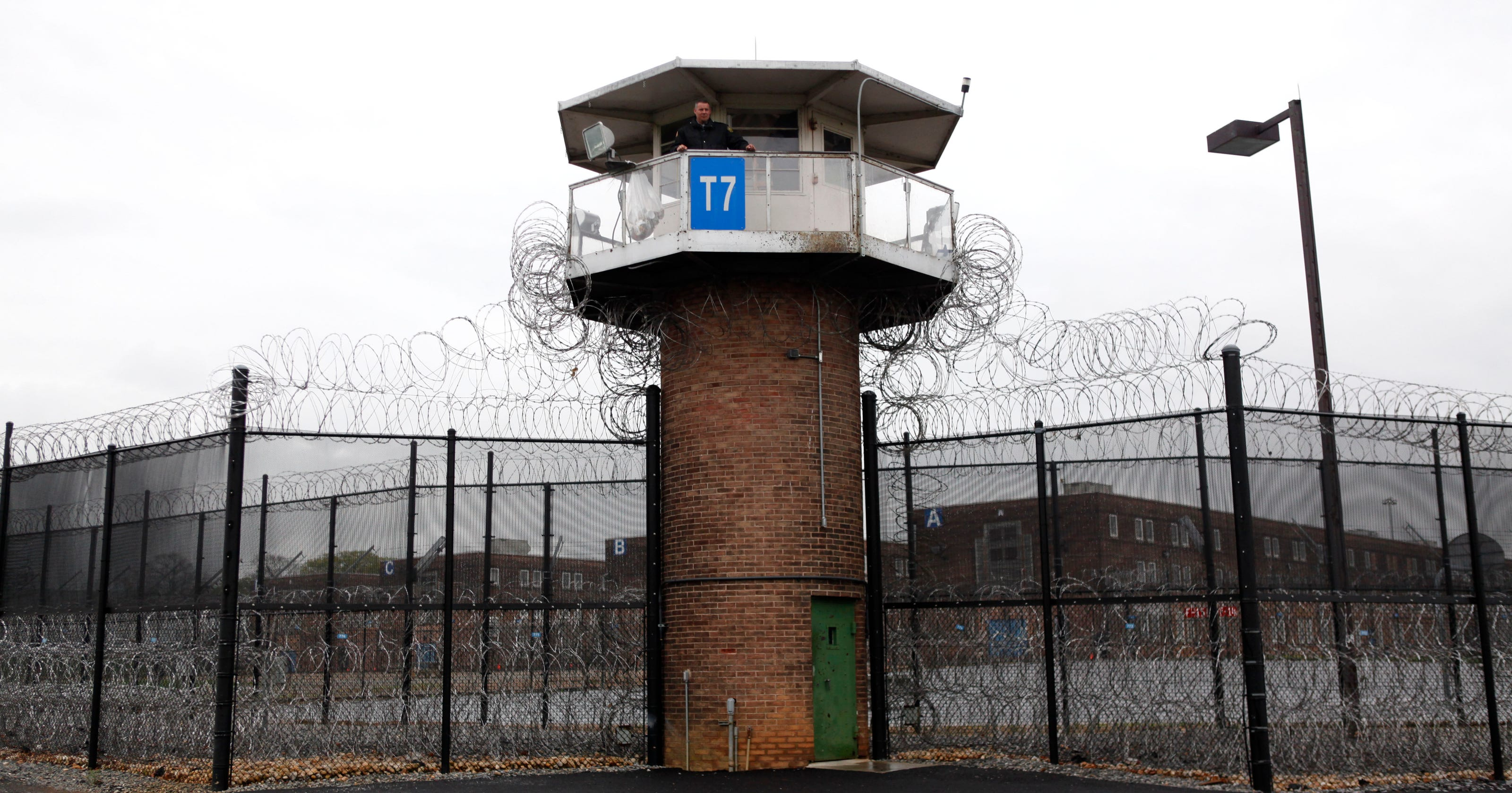 How much does it cost to care for inmates in Pennsylvania?