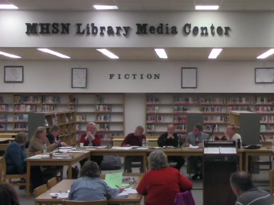 Middletown school board