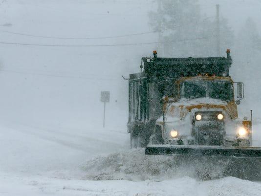 Ocean County Snow
