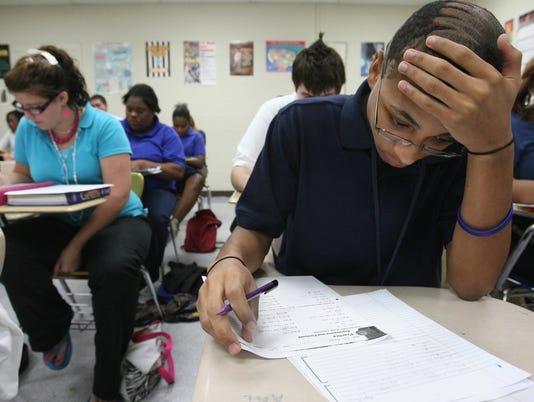 ACT scores will help gauge new standards