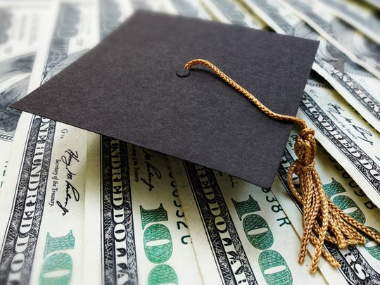 Student debt is still rising