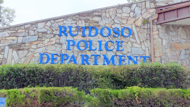 The Ruidoso Police Department is at 1085 Mechem Drive