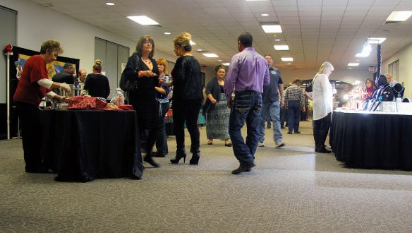 Last year's wine festival had more than 500 people attend. The fifth Winter Wine Festival will feature nine wineries  as well as a variety of vendors.