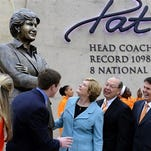 Former Tennessee Lady Volunteers women's basketball coach Pat Summitt died Tuesday at the age of 64.