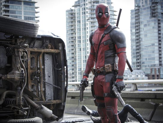 "Ryan Reynolds returns this summer in ""Deadpool 2."""