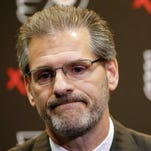 Flyers GM Ron Hextall's phone has been ringing a lot lately, but he isn't thinking a trade is likely.