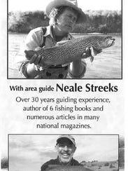 Neale Streeks brochure