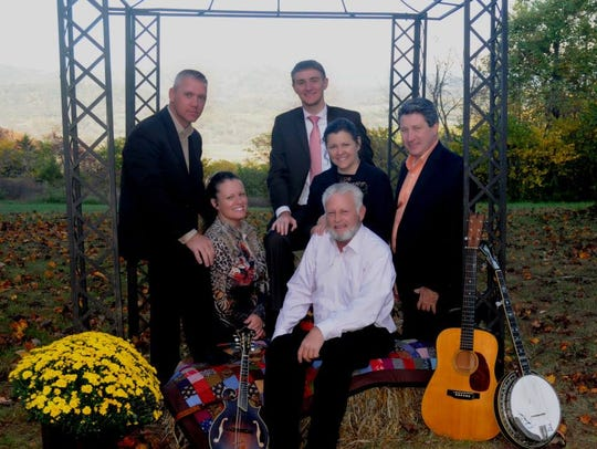 The Deanes Bluegrass Gospel Band