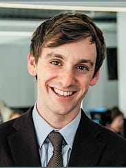 Author Derek Thompson.
