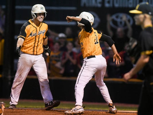 High School Baseball: American Heritage at Merritt Island