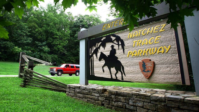 Discover hidden gems on the Natchez Trace Parkway.