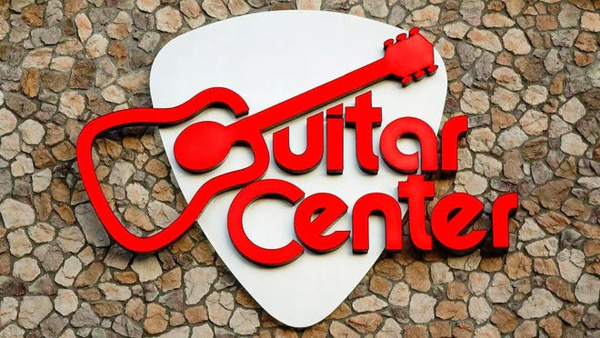 Reports suggest the Guitar Center music-store chain is filing for Chapter 11 bankruptcy protection, but the landlord of its Peoria store expects no changes in business.