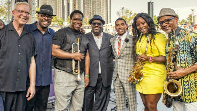 Mack Avenue Super Band