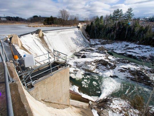 Dam inspections and safety are a concern of Vermont civil engineers who gave the state a 'C' grade in its 2014 infrastructure report card. Big dams, such as Green Mountain Power's dam on the Winooski River in Essex are more frequently inspected than tiny dams, many of which are in poor condition.