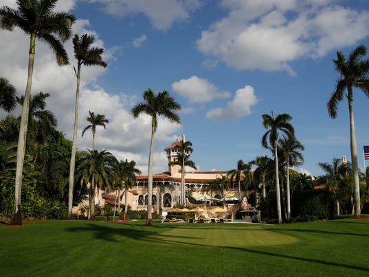 mar a lago is president trump 39 s members only resort in palm beach fla