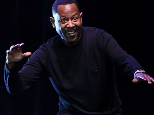The Lit AF Tour, hosted by Martin Lawrence, will make a stop at the CenturyLink Center in Bossier City on Feb. 8.