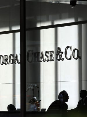 A JPMorgan Chase office in New York City.