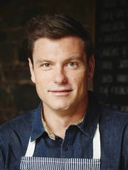 Chef Chuck Hughes.