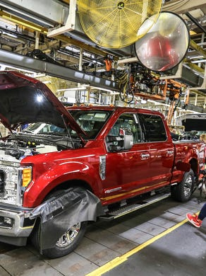 Ford Recall F Series Trucks Made In Louisville After Fix Fails