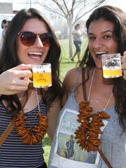 Local, national and regional breweries take part in the Arizona Strong Beer Festival. The Arizona Strong Beer Festival offers different types of craft beer, live music, food and games.