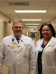 Dr. Gregory Argyros, chief medical officer at MedStar