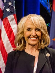 Former Arizona governor Jan Brewer