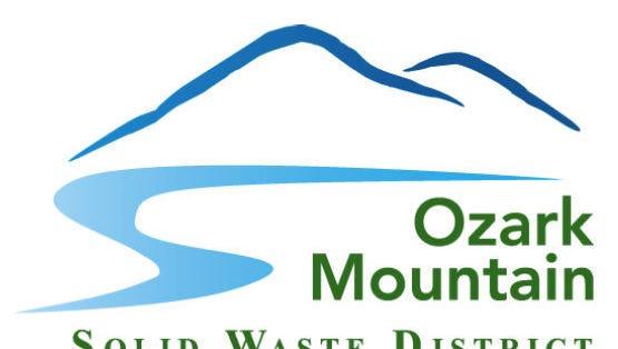 Ozark Mountain Solid Waste District logo