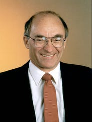 Charles Lazarus, former Chairman & CEO of the Toys-R-Us