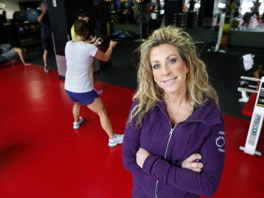 Terri Good, owner at  Infinity Training Center coaches