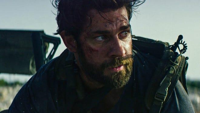John Krasinski plays CIA contractor Jack Silva in '13 Hours: The Secret Soldiers of Benghazi.'