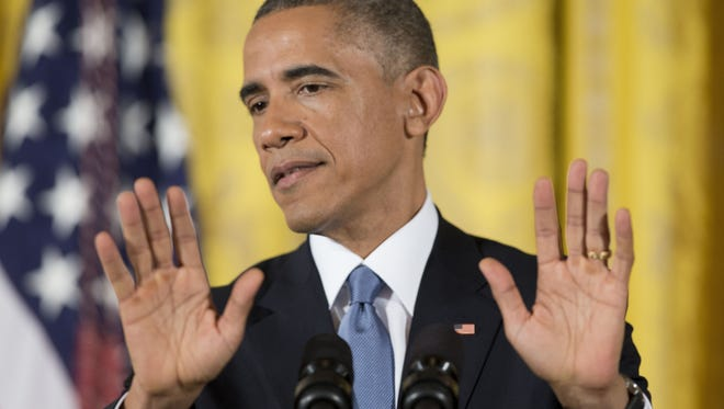 President Obama says he plans to act on immigration before the end of the year.