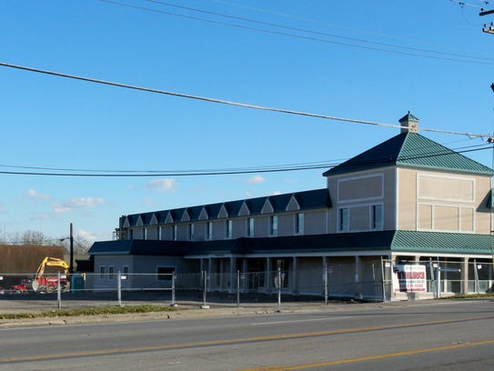 The former Western Home Center on Colerain Avenue will
