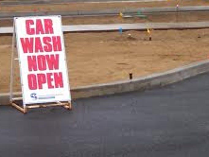 Car Wash Denver International Airport