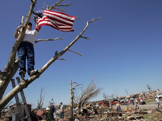 Parkersburg tornado