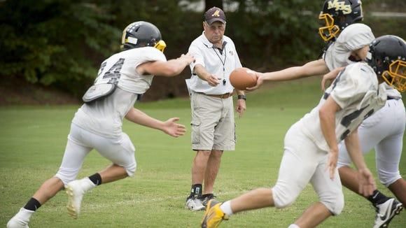 Murphy's David Gentry will be North Carolina's head