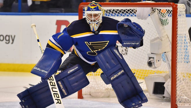 The Calgary Flames get an immediate upgrade in net with Brian Elliott.