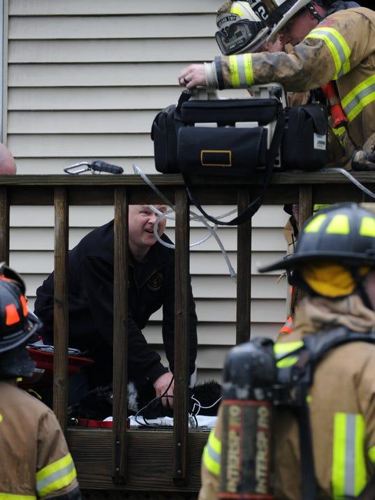 01 LAN House Fire