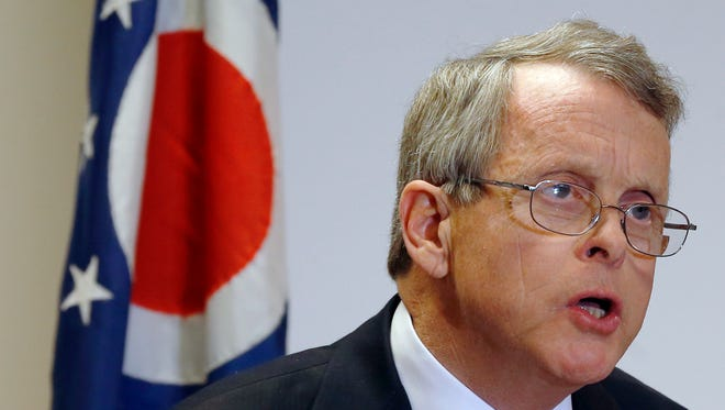 Attorney General Mike DeWine said Thursday his charitable law section is reviewing the activities at three Ohio locations of the abortion and reproductive health services provider.