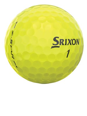 Srixon is offering golfer's the chance to have their golf balls personalized for free.