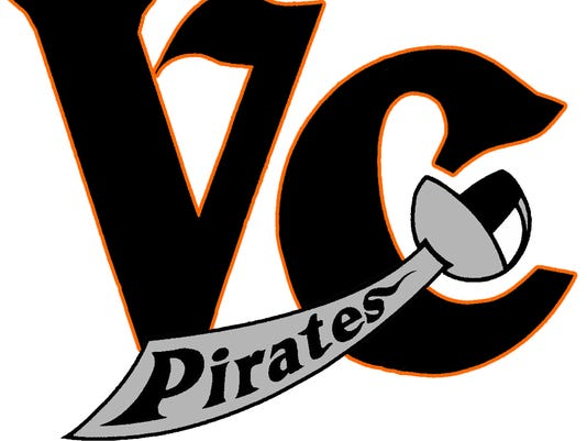 #stockphoto Ventura College Pirates logo